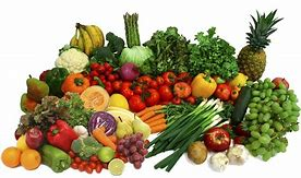 pic of fruits and veggies