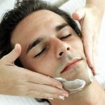 Best Skin Care Products Men - Applying a moisturizer