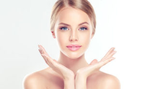 anti-aging skin care - pic of a lady